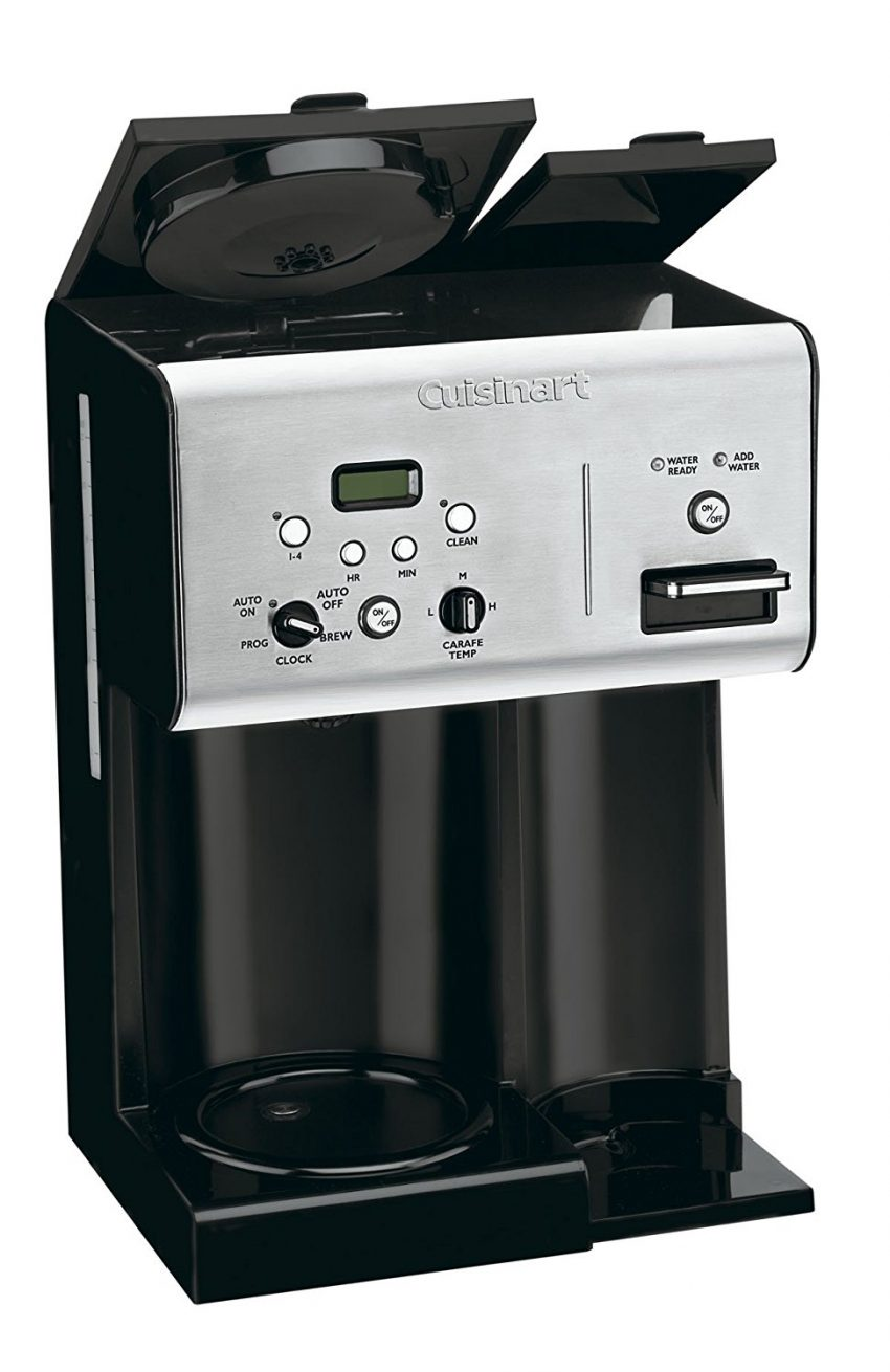 Office Coffee Machines for Your Small Business - Cuisinart Coffeemaker with Hot Water System