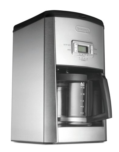 Office Coffee Machines for Your Small Business - DeLonghi 14-Cup Programmable Coffee Maker