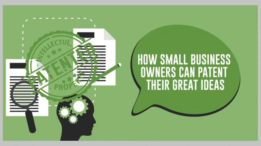A Small Business Owner's Guide to Patenting an Idea