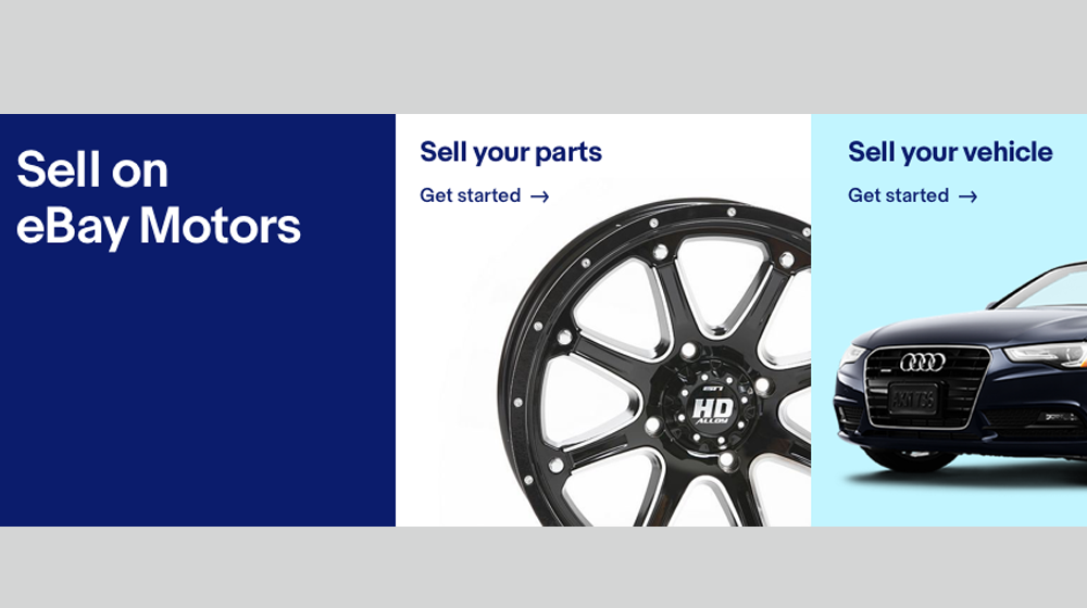 ebay motors provides more opportunities for sellers and