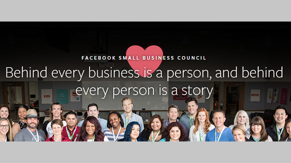 Facebook Small Business Council?