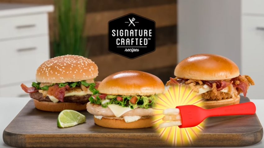 McDonald's Frork Promotion Shows Gamble of Humor in Marketing