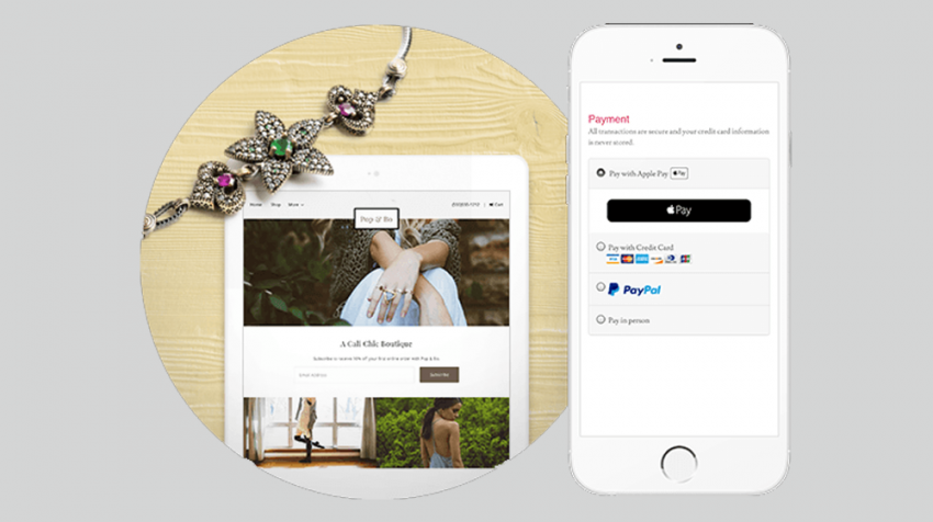 New M-Commerce Updates from GoDaddy and More Small Biz Headlines