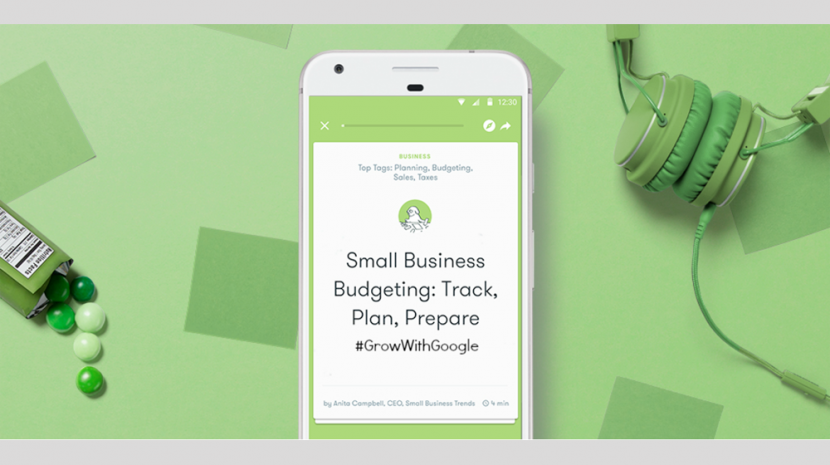 Google Primer App: Quick and Fun Business Lessons