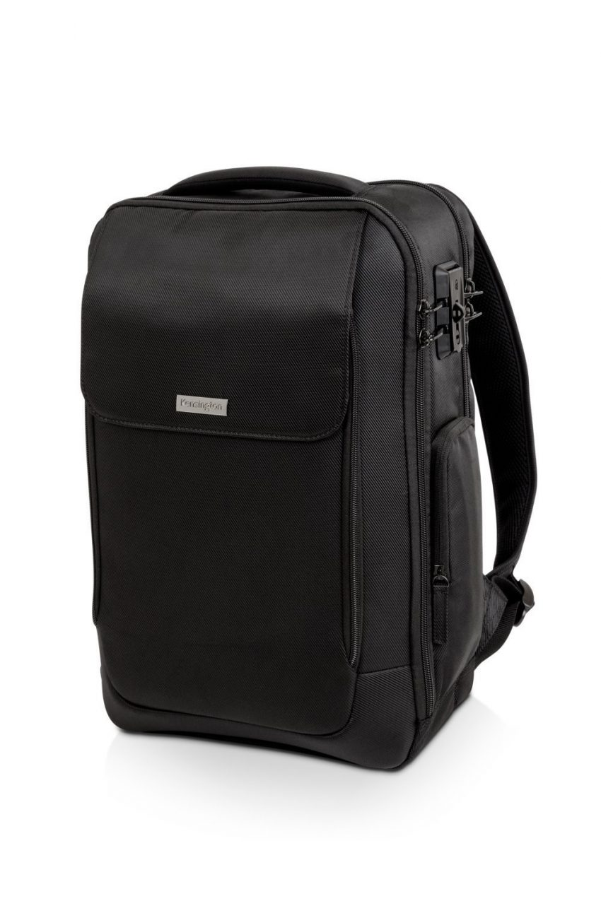 Must Have Travel Accessories - Kensington Secure Backpack