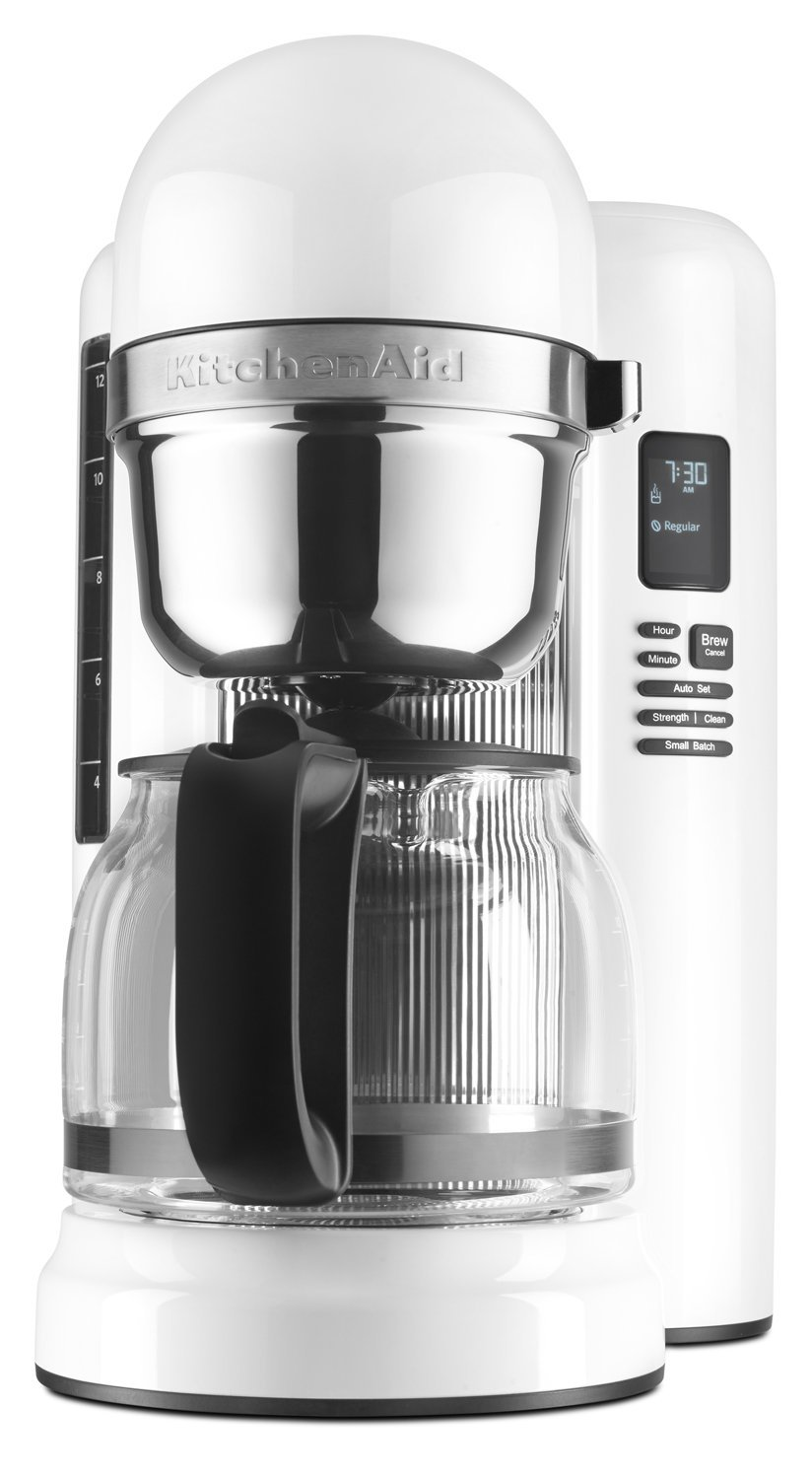 Office Coffee Machines for Your Small Business - KitchenAid Coffee Maker with One-Touch Brewing