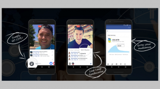 Live Leap App Allows You To Share Facebook Live – Everywhere