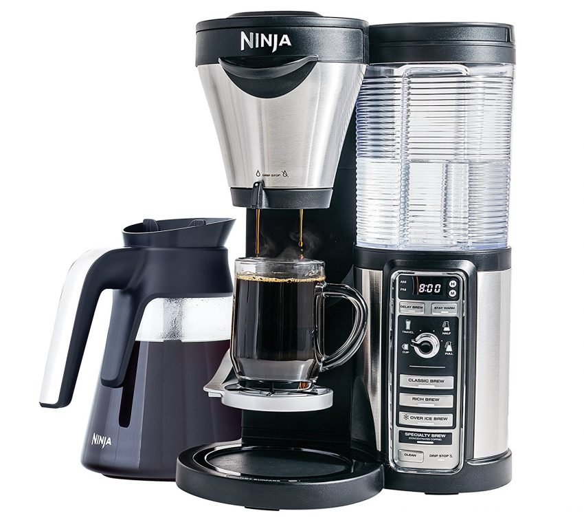 Office Coffee Machines for Your Small Business - Ninja Coffee Bar Brewer