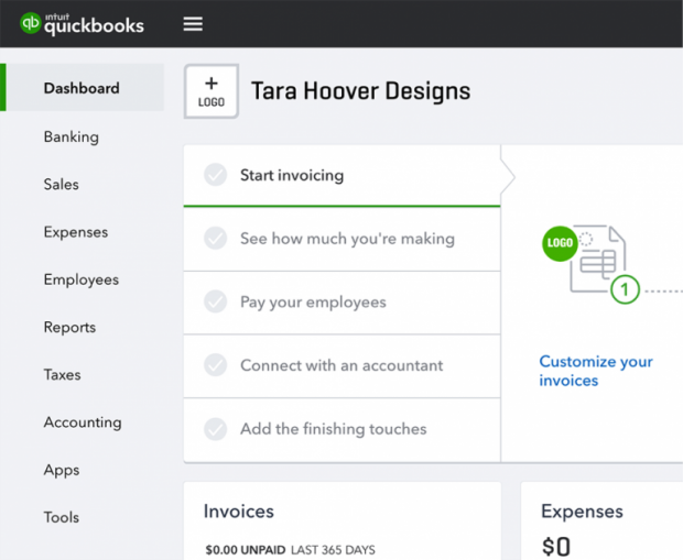 QuickBooks Online Introduces Changes in Site Navigation