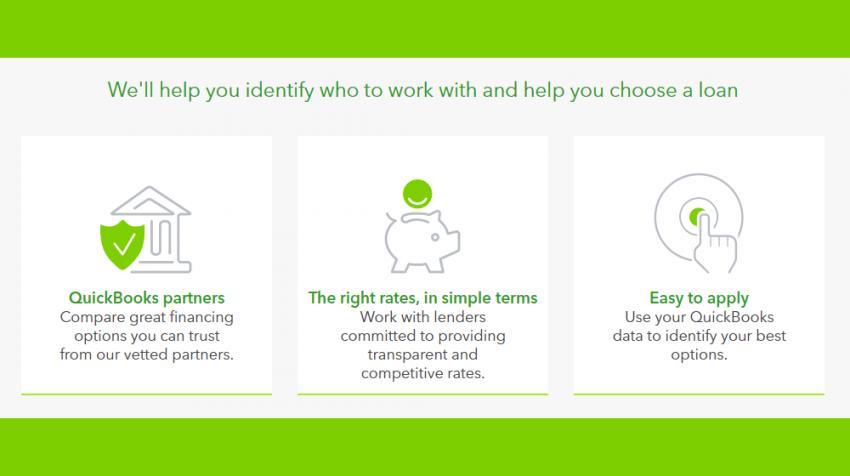 QuickBooks Financing Platform Leverages Your Data for Funding