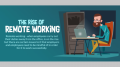 91 Percent of Remote Workers Feel More Productive Out of the Office (Infographic)