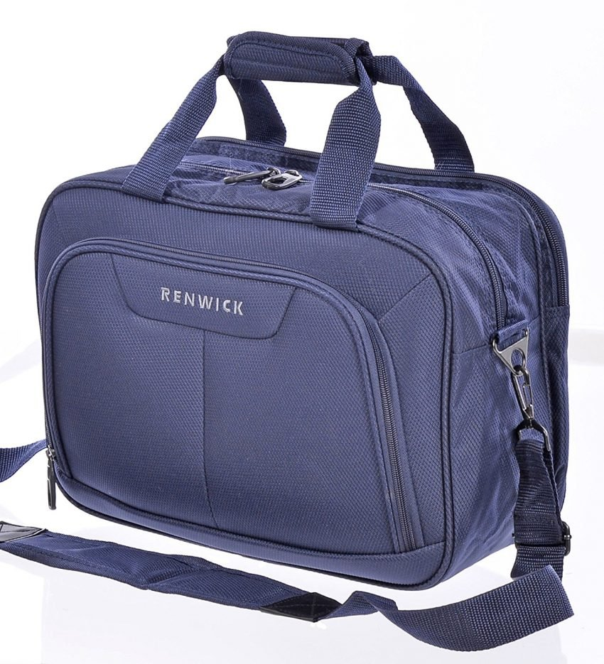 25 Travel Accessories for Men - Renwick Shoulder Bag