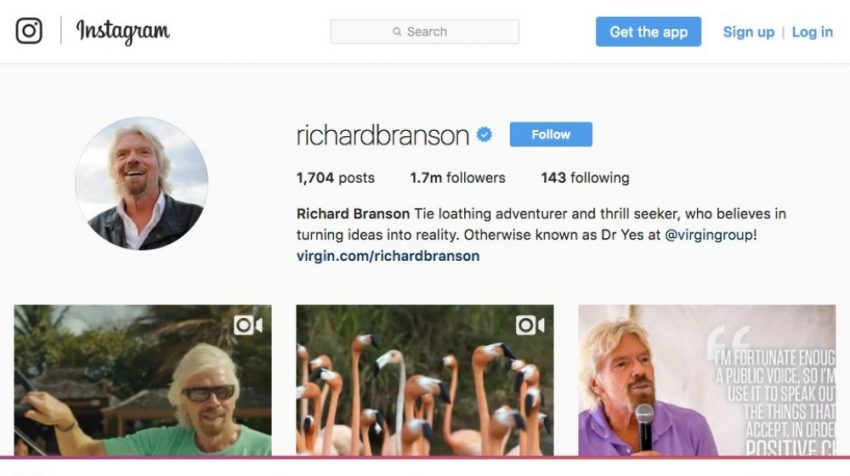 50 Most Creative Instagram Bio Ideas for Business Users - Small