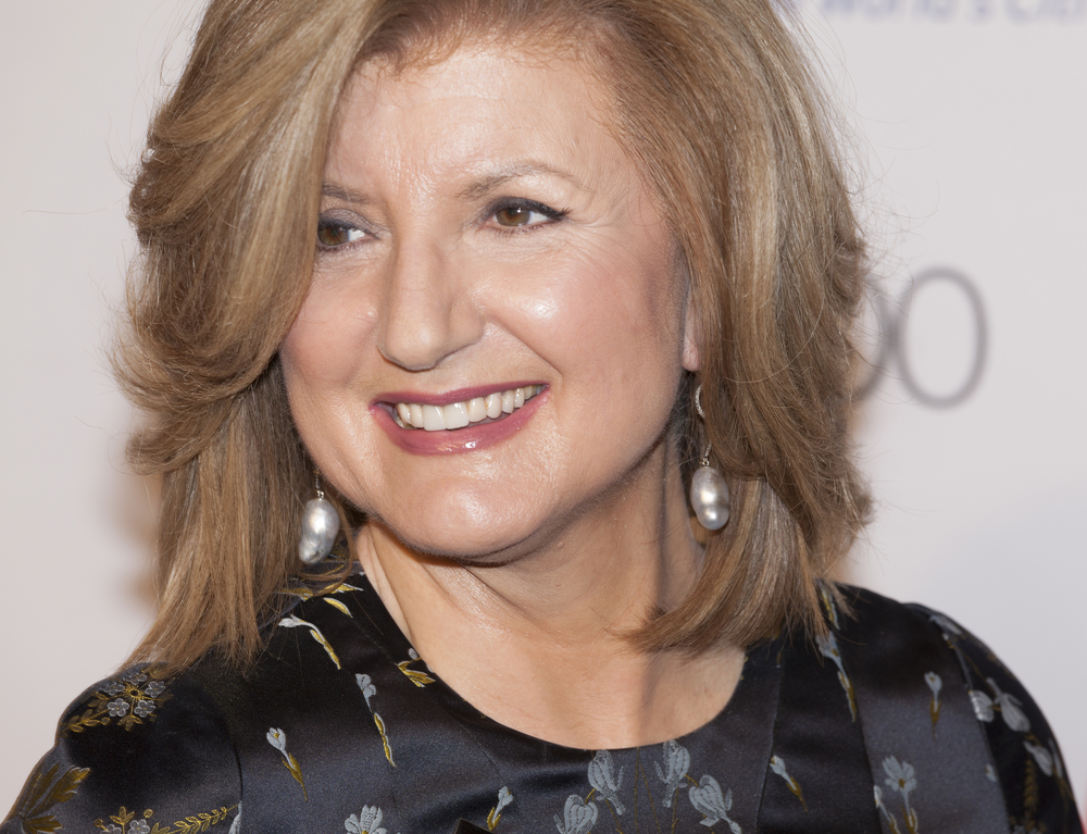 20 Successful Women Entrepreneurs - Arianna Huffington