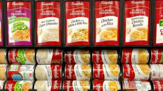 Adapting to Trends Boosting Expectations for Slumping Campbell's Soup