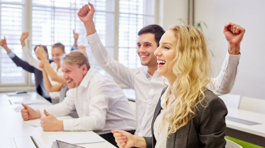 The 5 Things That Motivate Employees to Go Above and Beyond