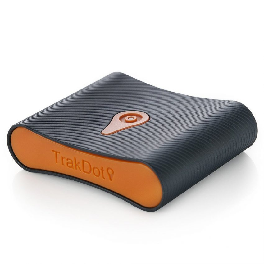 Must Have Travel Accessories - Trakdot Luggage Tracker