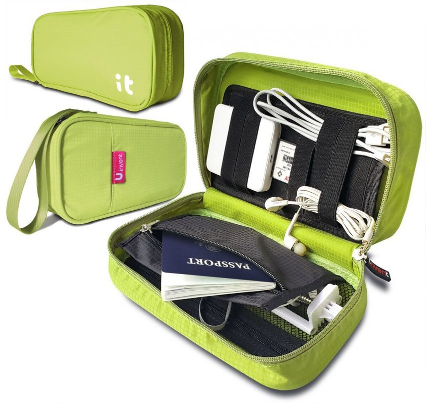 Must Have Travel Accessories - Travel Cord Organizer