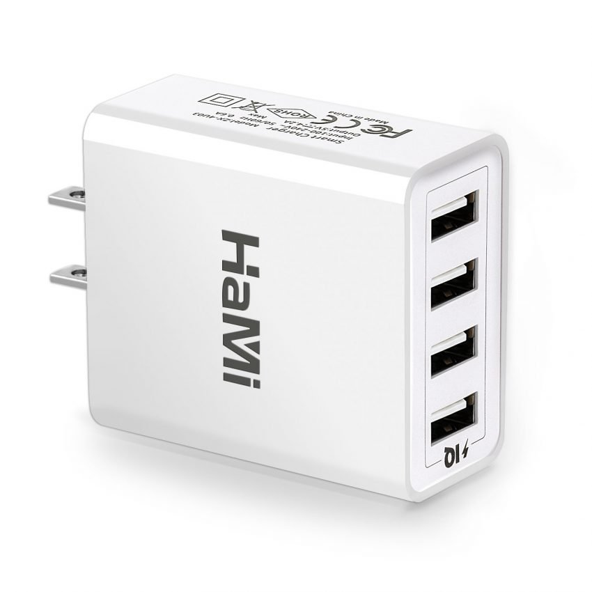 Must Have Travel Accessories - USB Wall Charger
