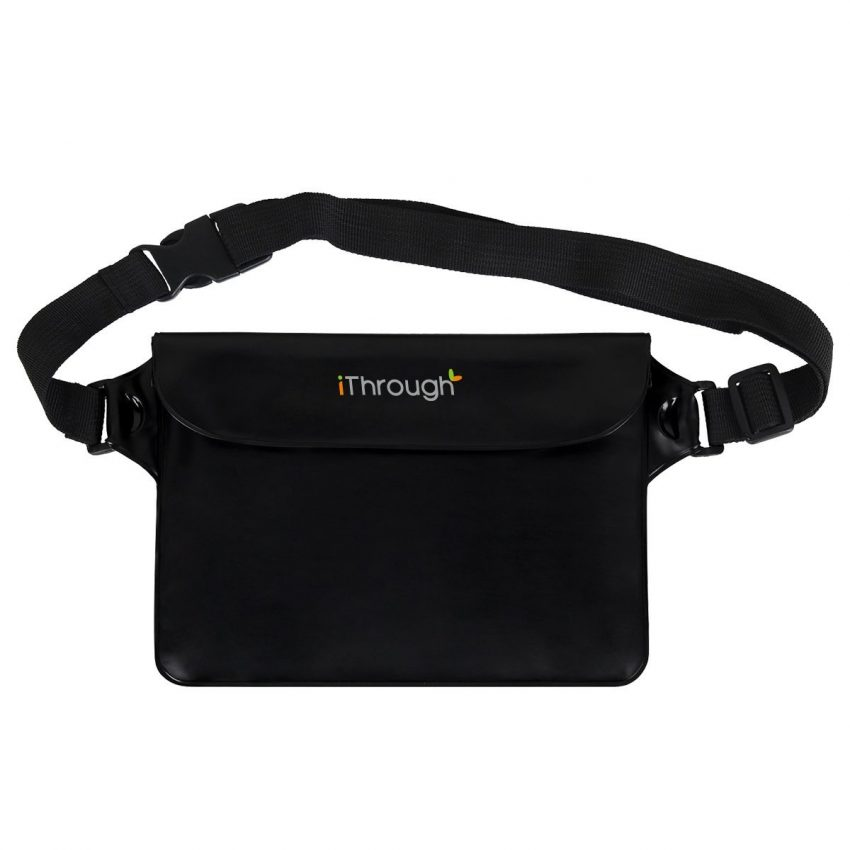 25 Travel Accessories for Men - Waterproof Travel Pouch