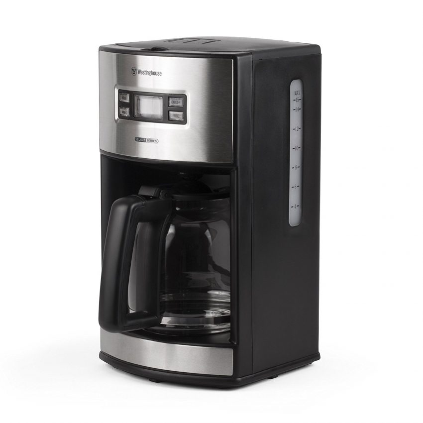 Office Coffee Machines for Your Small Business - Westinghouse Programmable Coffee Maker