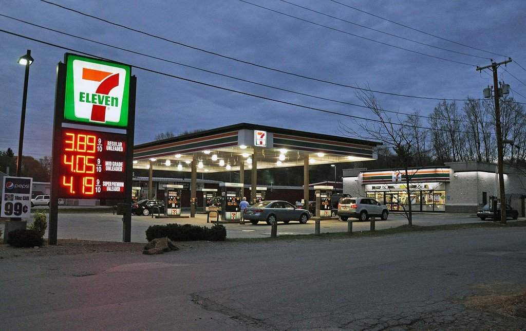 16 Gas Station Franchise Businesses - 7-Eleven Franchises