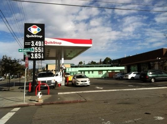 16 Gas Station Franchise Businesses - Quik Stop