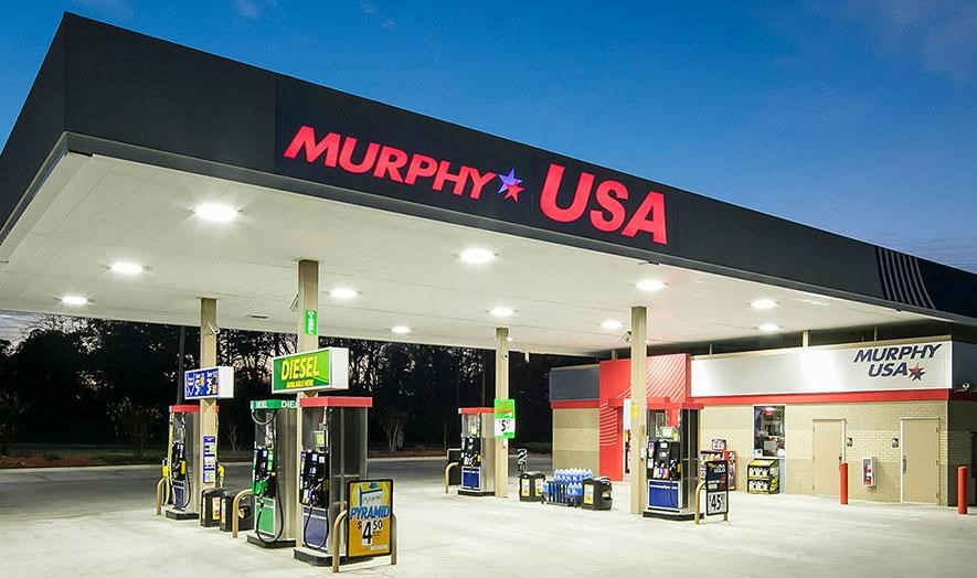 16 Gas Station Franchise Businesses - Murphy USA