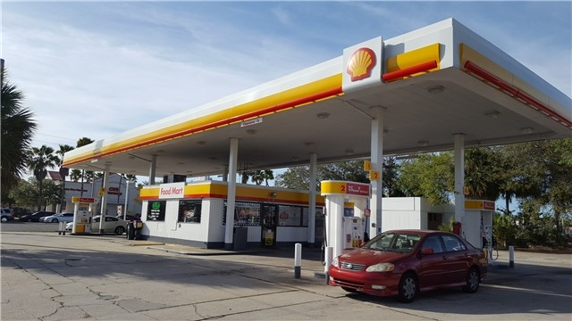 16 Gas Station Franchise Businesses - Shell