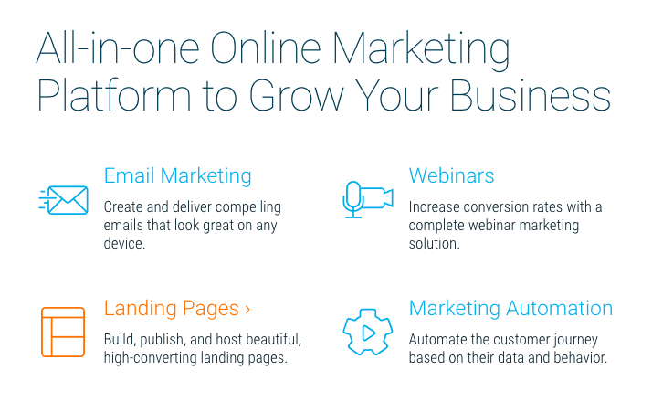 Take Your Business to the Next Level with Marketing Automation Software: GetResponse