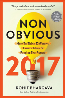 10 Books on the Future of Business - Non-Obvious 2017 Edition