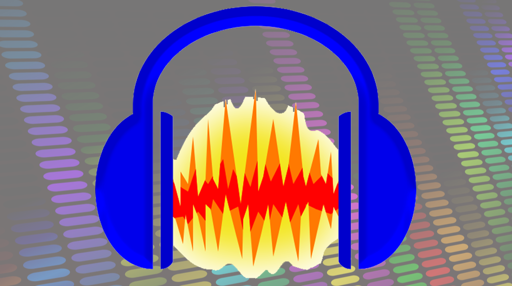 Audacity Audio Software Allows Voice Recording and Editing