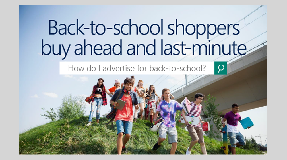 Insights: When Does Back to School Shopping Begin?