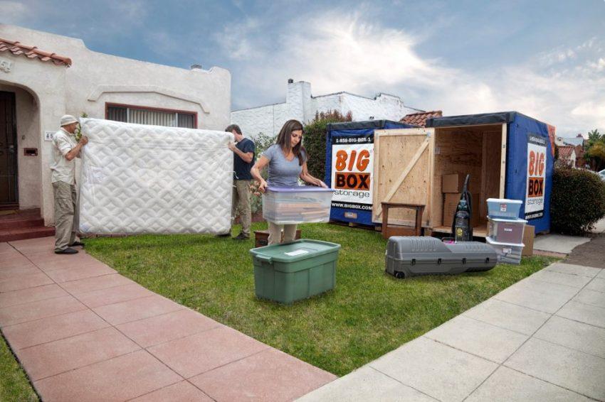 15 Storage Franchise Business Opportunities - Big Box Storage