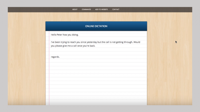 Boost Your Productivity with the Free Dictation Software, Dictation.io