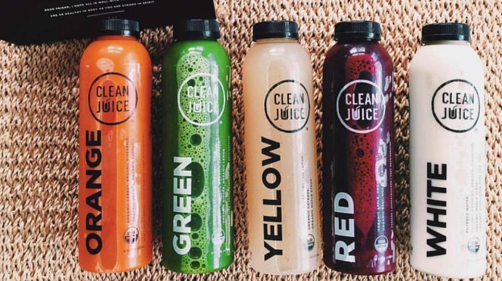 clean juice franchise