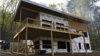 Spotlight: Sustainable Home Builder, Modern Catskills, Specializes in Custom, Modern Homes