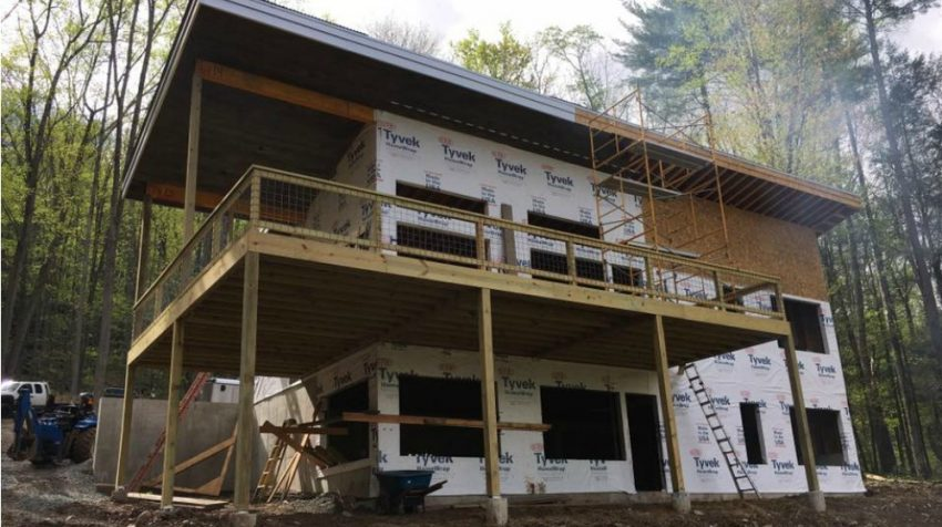 Spotlight: Sustainable Home Builder, Modern Catskills, Specializes in Custom, Modern Homes