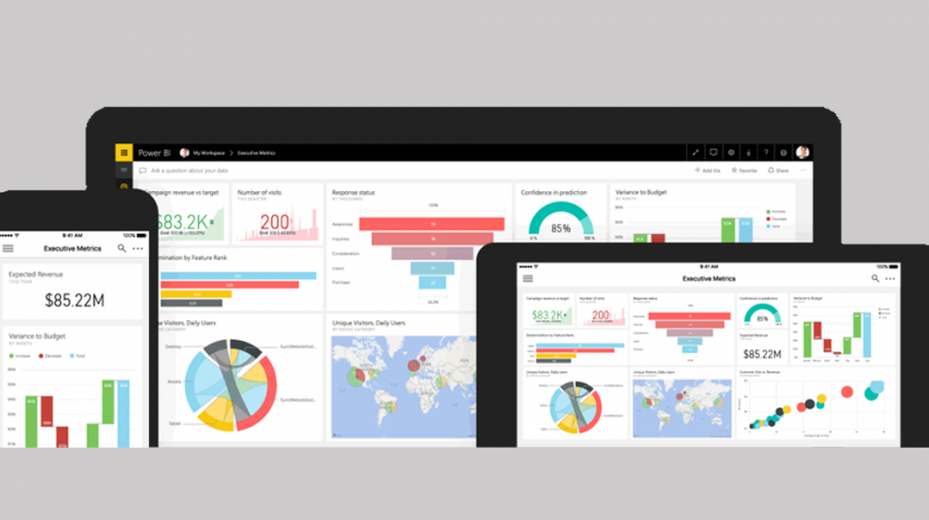 Microsoft Power BI Premium Announced