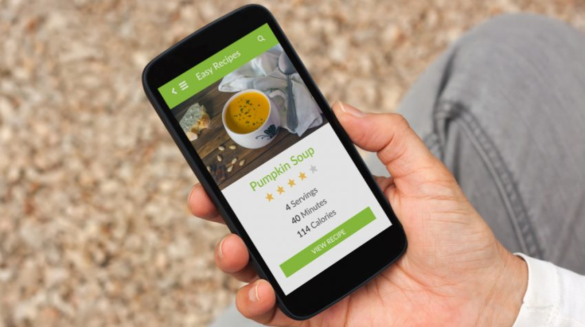 A Revealing Restaurant App Trend