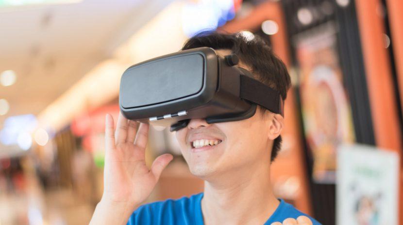 Virtual Reality Shopping