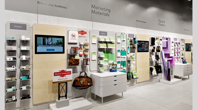 Inside the New Vistaprint Brick and Mortar Store in Toronto