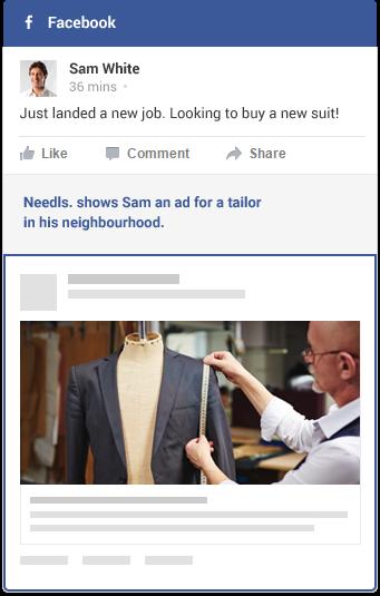 needls Social Media Advertising Platform: Facebook
