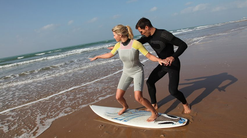 beach business ideas