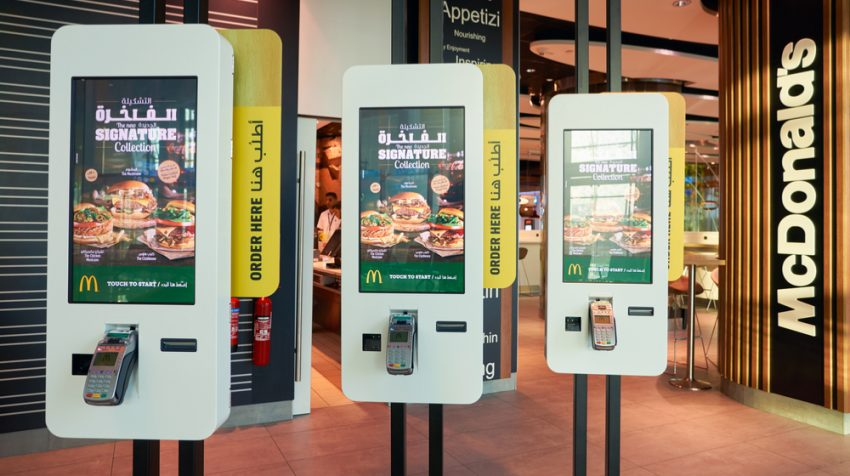 Company Announces Plans for McDonald's Ordering Kiosks in the US