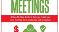 Here's a Step-to-Step Guide on How to Create Awesome Meetings