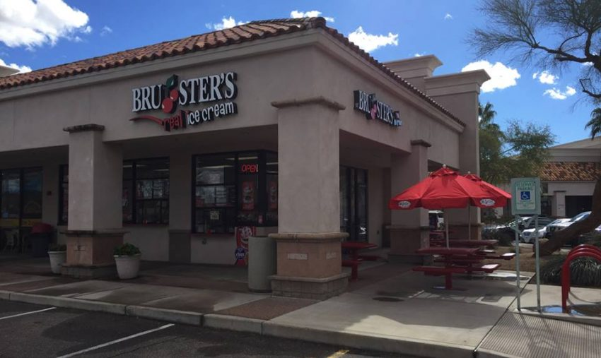 Ice Cream Franchise List - Bruster's Real Ice Cream
