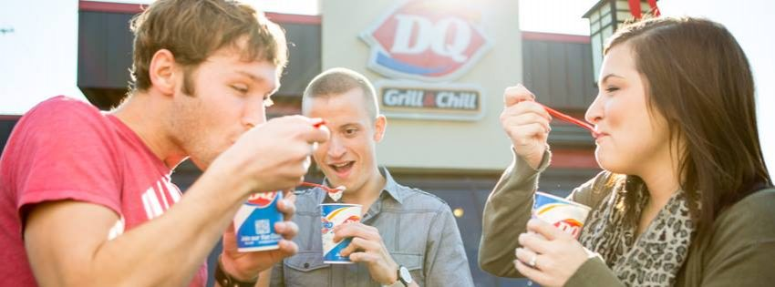 Ice Cream Franchise List - Dairy Queen