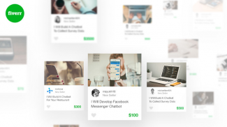 Chatbot Development on Fiverr Now Available