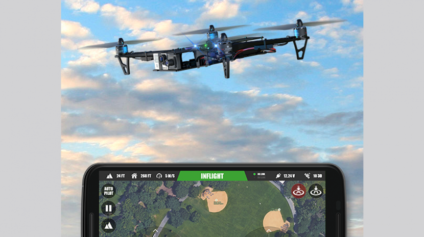 The Emerging Drone B2B Market